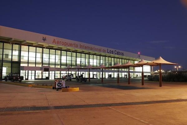 Exterior of Terminal 2 Los Cabos International Airport (Photo credit: Grupo Aeroportuario del Pacifico)