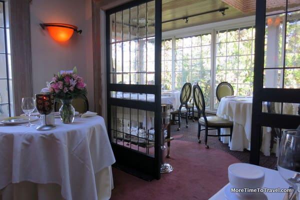 Another dining room, Homestead Inn