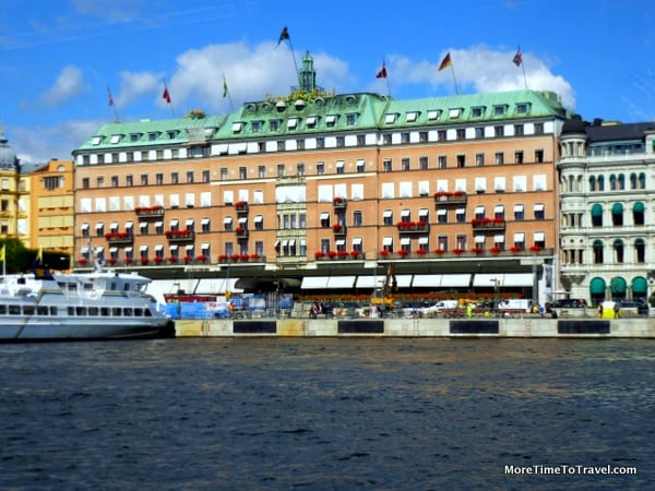 Wish we had the number when we visited Stockholm!