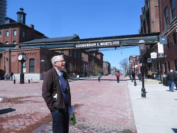 Distillery District: Preserving the Past