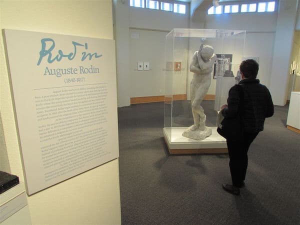 Rodin Collection at the Maryhill Museum
