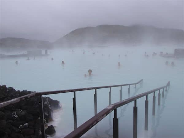 Blue Lagoon Thermal Pool