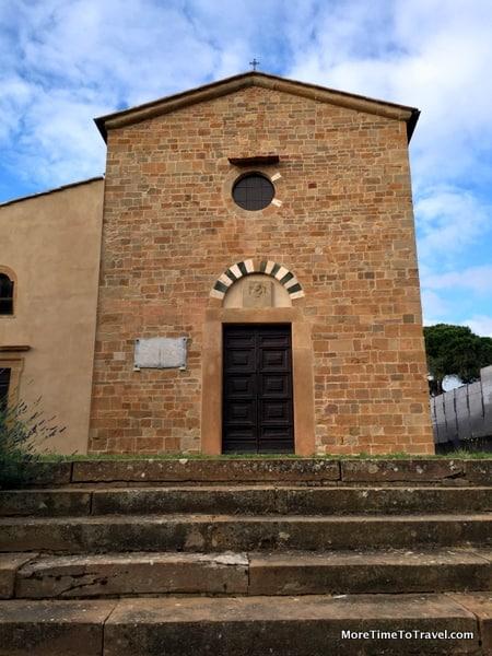 Church in Castelfalfi