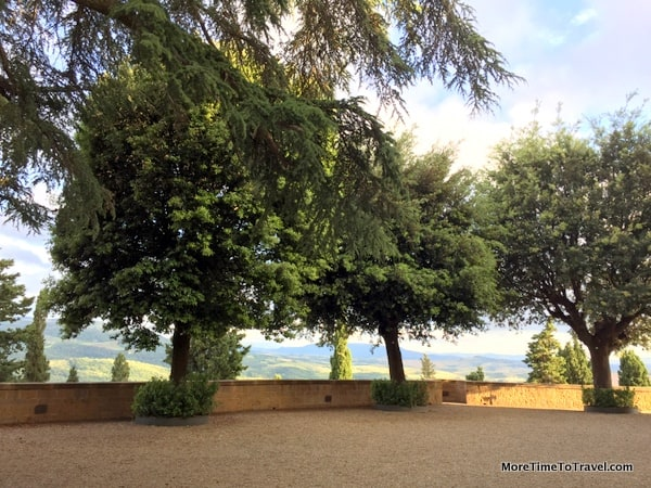 Grounds of Toscana Resort Castelfalfi
