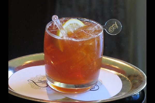 "Dark ""N"" Stormy (PhotoCredit: Fairmont Hotels)"