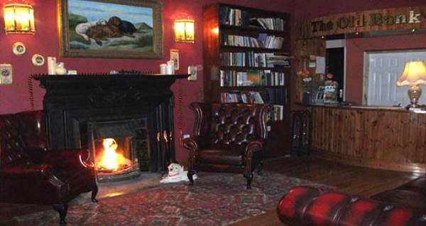 Old Bank B&B in Bruff, Ireland