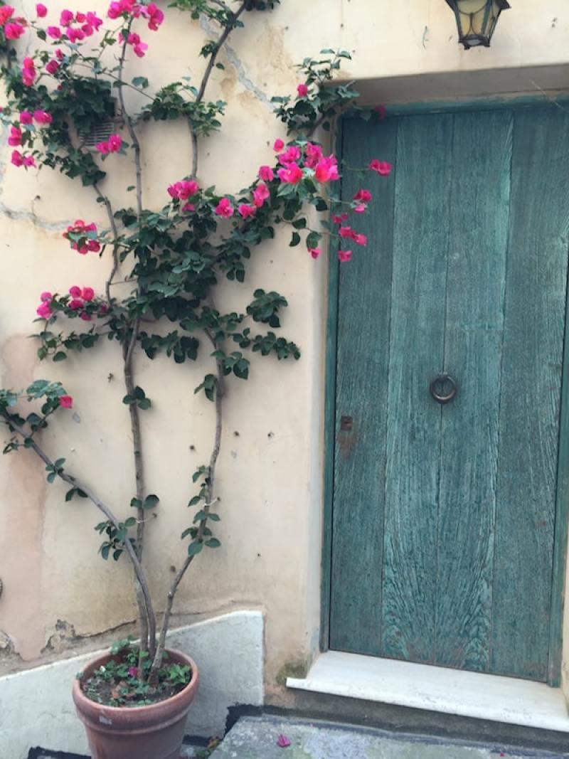 Doortraits: Positano, Italy