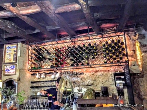 Bar at Flor Dos Congregados