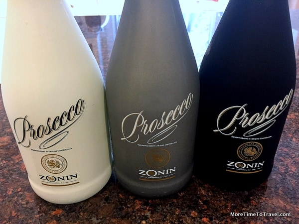 """Zonin Prosecco """"Dress Code' Collection"""