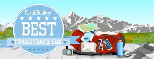 Credit Donkey Best Female Travel Blog