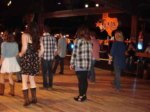 Billy Bob's Line Dance Lessons