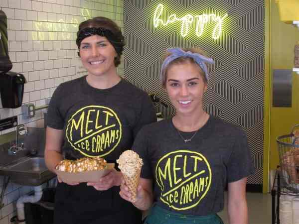 Yum: Melt Ice Creams
