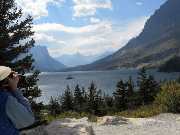 Lakeview at Glacier National Park