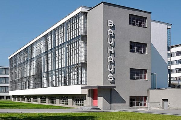 Bauhaus Dessau Museum - AIA Architectural Adventures