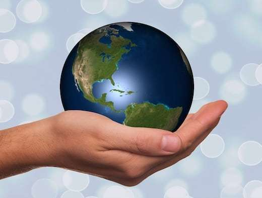 Globe (Credit: Pixabay)