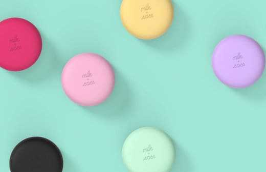 Bite-size Macarons that come in a variety of flavors
