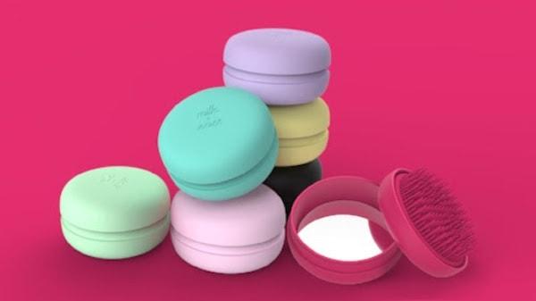 Macaron Hair Detangler by Milk & Sass