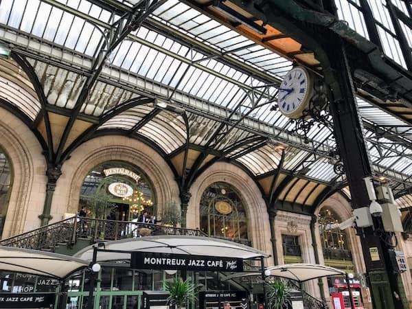 Restaurant at Gare de Lyon