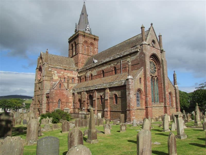 12th Century St. Magnus Cathedral