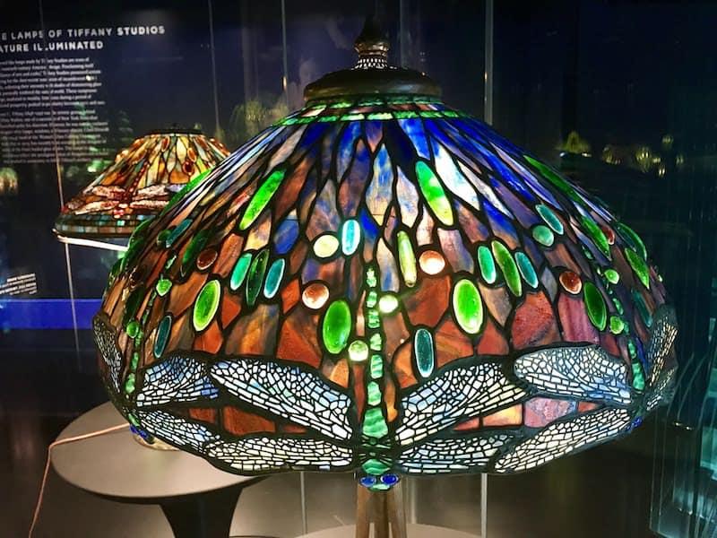 Tiffany Firefly Lamp