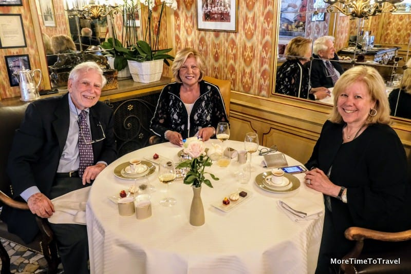 Returning to Bocuse Restaurant for the second meal-of-a-lifetime