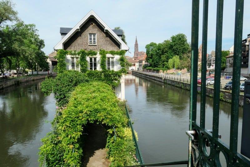 Pretty-as-a-picture Strasbourg