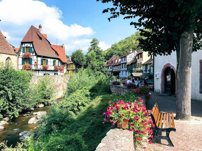 Best Day Trip from Strasbourg - Pont Fortifie - The fortified bridge of Kayserberg, c. 1514