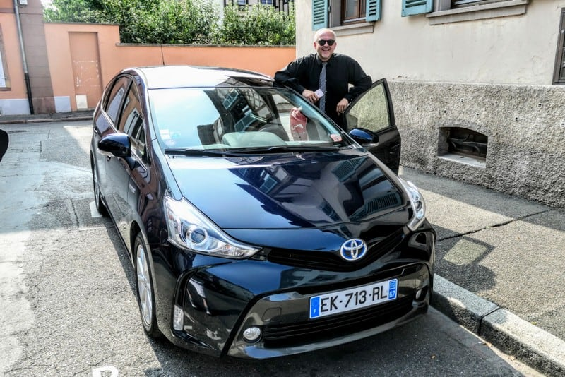 Best Day Trip from Strasbourg - Our driver, Stephan