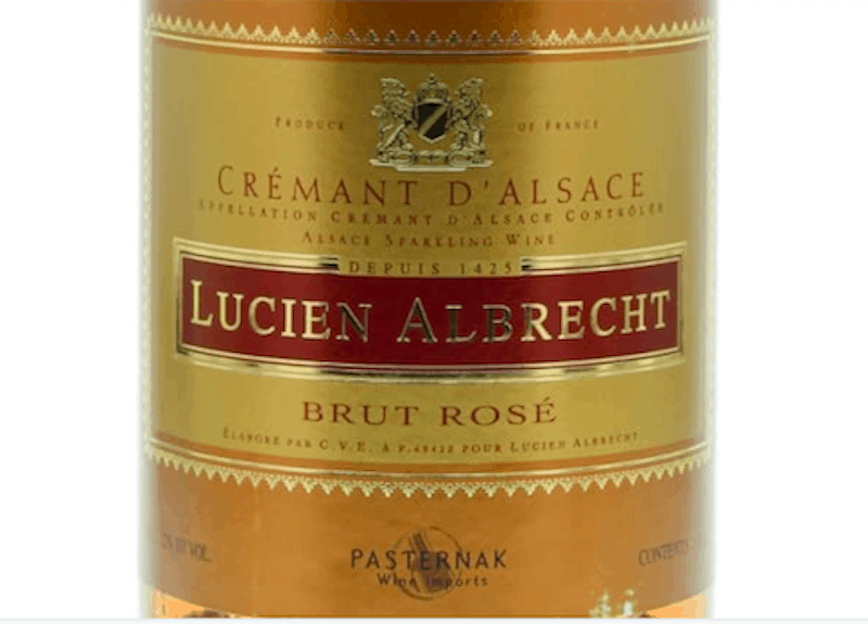 One popular imported brand of Creme D'Alsace