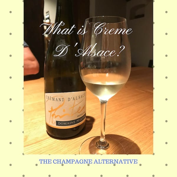 What is Creme D'Alsace?