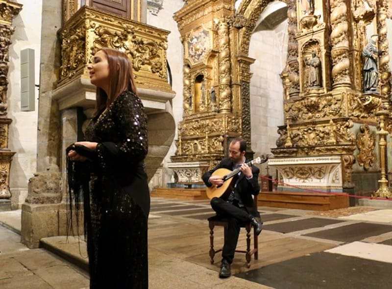 Fado concert in Porto