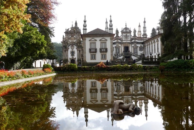 The magnificent Mateus Palace