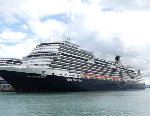 Holland America's Newest Ship