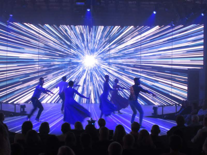 Six Dancers: Amazing Special Effects