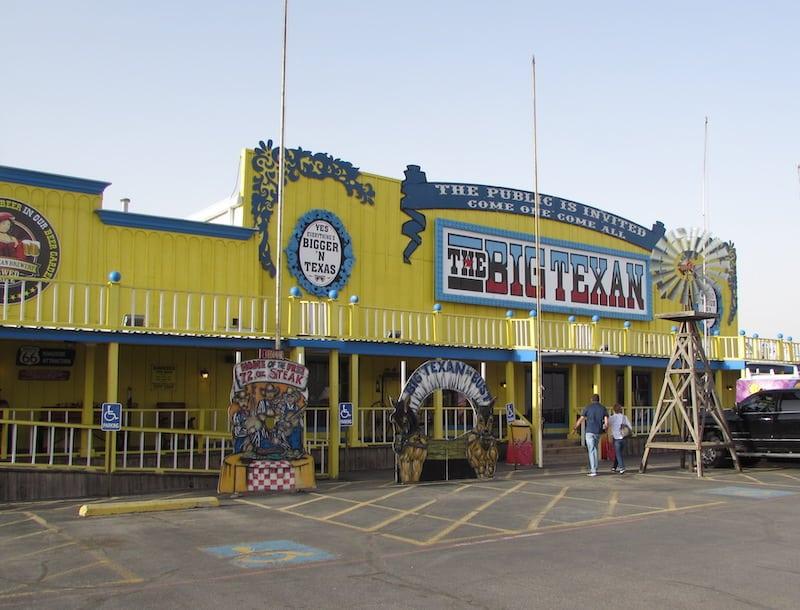 Big Texan Steak Ranch & Brewery