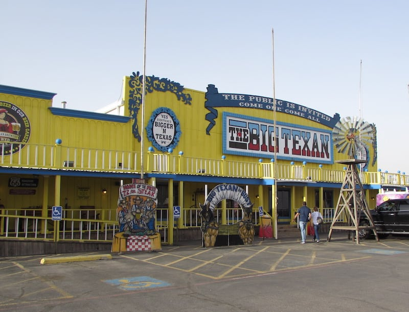 A Nostalgic Texas Road Trip: Route 66, Cadillac Ranch and