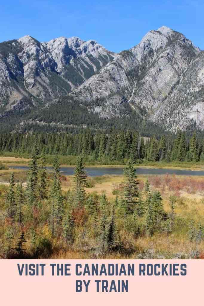 Visit the Canadian Rockies by Train