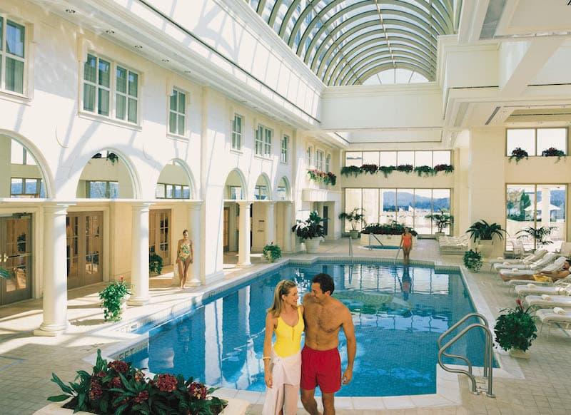 Norwich Spa (Credit: Foxwoods Resort Casino)