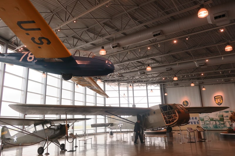 Silent Wings Glider Museum