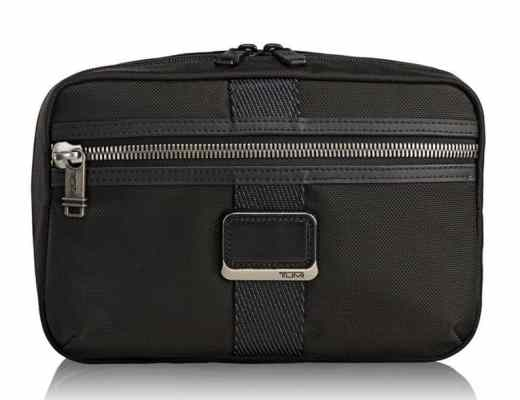 What is a dopp kit? Tumi Dopp Kit