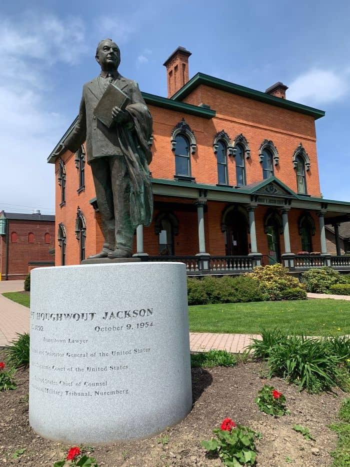 The Robert H. Jackson Center in Jamestown N.Y.