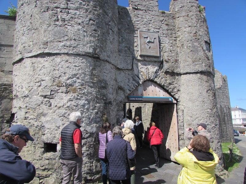 Medieval Castle at Castletown