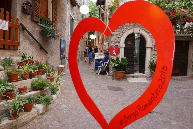 Tremosine in Lombardy (Credit: I Borghi più belli d'Italia)