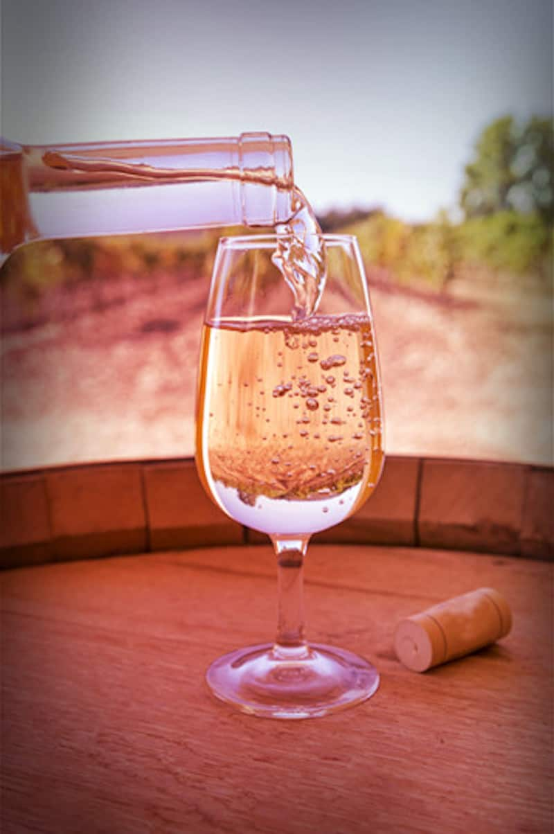 Pink Wine of Puglia (Credit: Pugliainrose.it)
