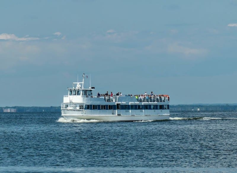 The Fire Island Ferry