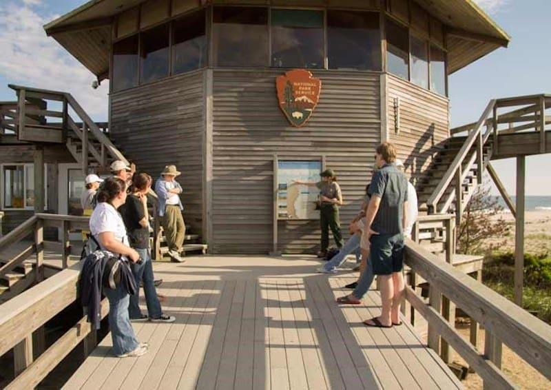 Wilderness Visitors Center