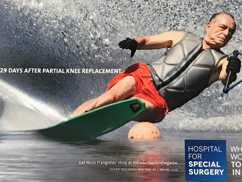 Need A Hip or Knee Replacement? Stay at The Kimberly Hotel