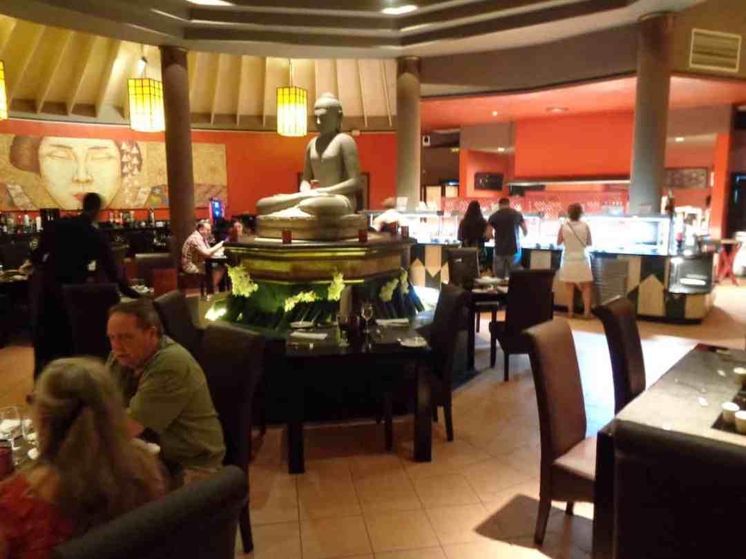 Imaginative restaurants