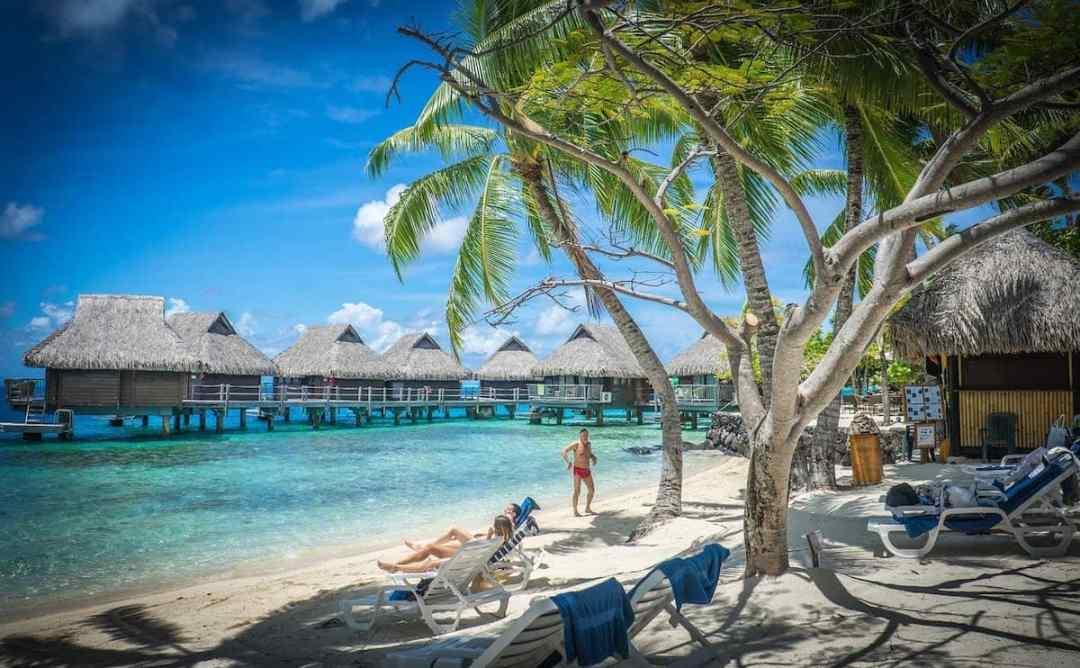 Destinations: Bora Bora, French Polynesia