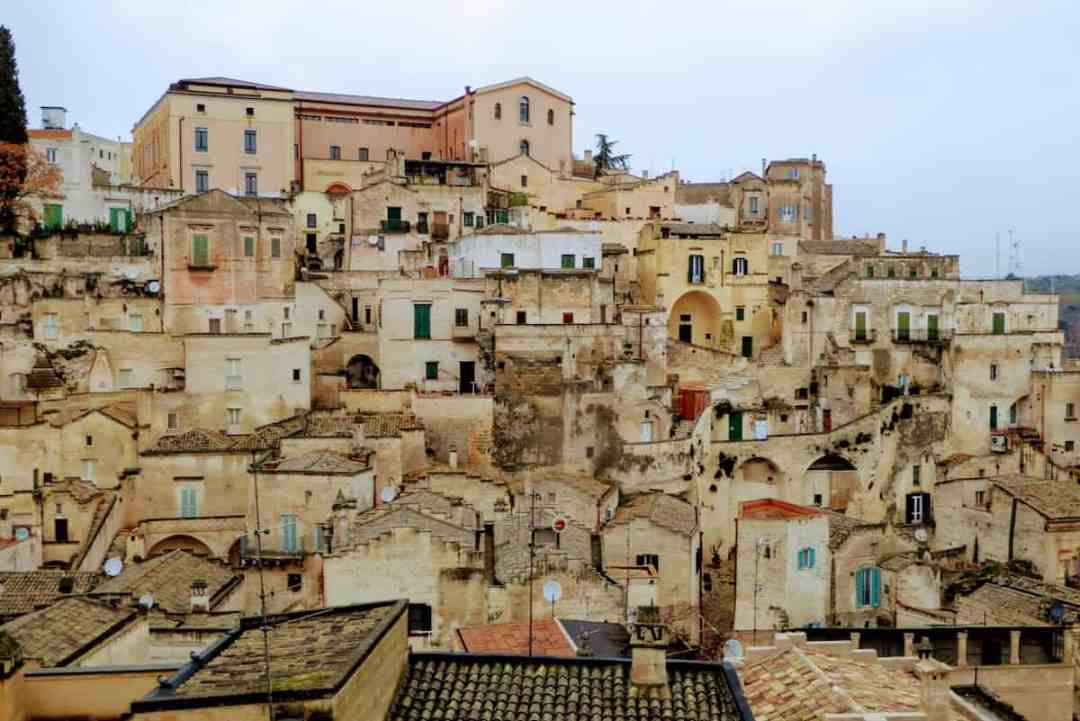 Matera: A European Capital of Culture